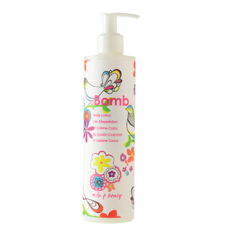 Body Lotion - Milk & Honey 10395
