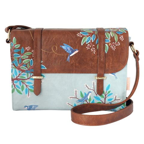 Disaster Secret Garden Bird Satchel 8413