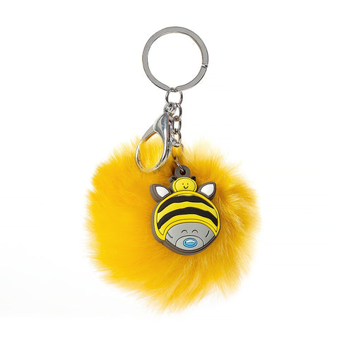 Me To You Bee Pom Pom Keyring 10065