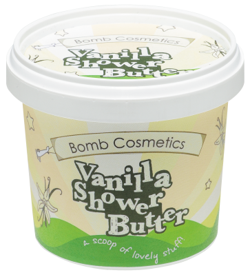 Shower Butter - Chilla Vanilla 5531