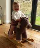 Bobble & Pip Rocking Horse 3809
