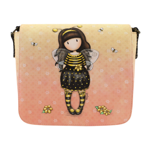 Gorjuss Body Bag - Bee-Loved 8491