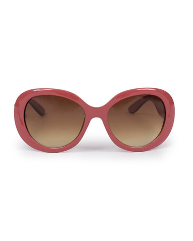 Sunglasses - Britt in Brick 7367
