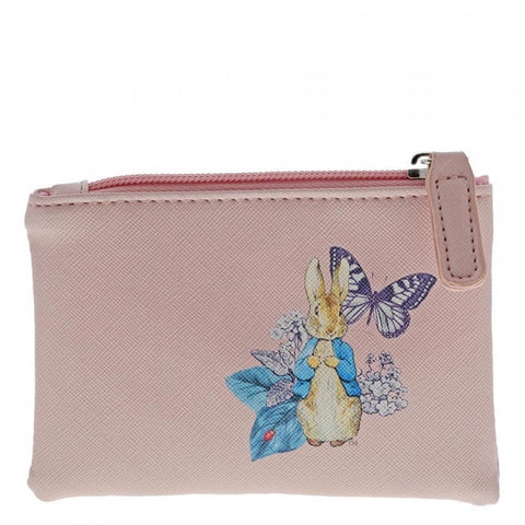 Beatrix Potter - Peter Rabbit Garden Party Purse (Pink) 8763