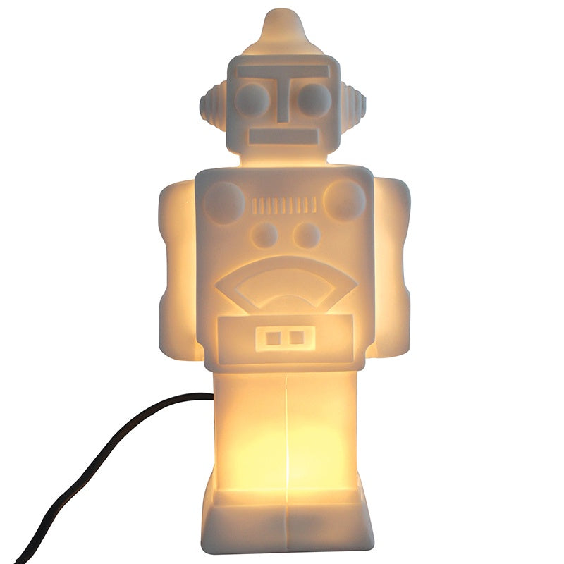 Disaster Robot Lamp 7154