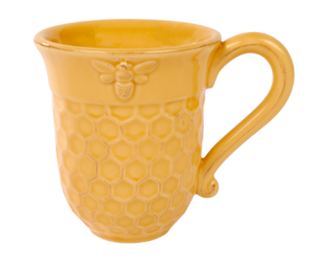 Yellow Bee Mug 10033