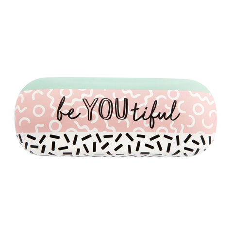 Memphis Modern Glasses Case - Be You Beautiful 8480