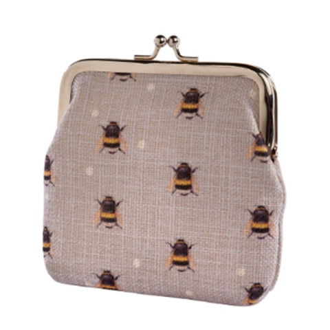 Beautiful Bee Purse 9682
