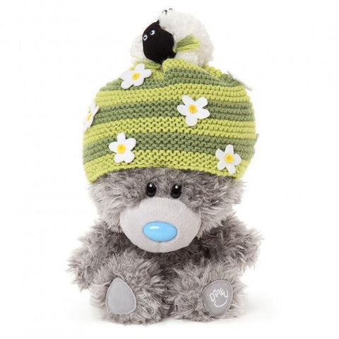 Tatty Teddy My Dinky Bear - Sheep Hat 7547