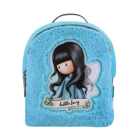 Gorjuss Furry Rucksack - Bubble Fairy 9014