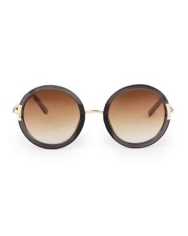 Powder Sunglasses - Goldie in Mocha 7779