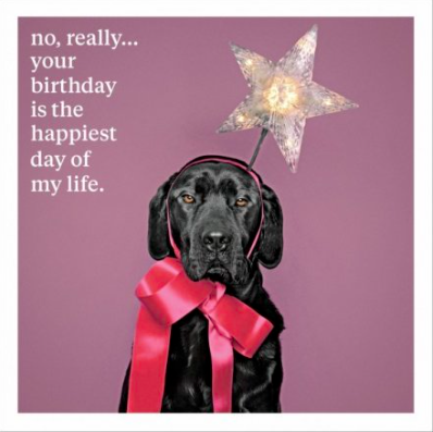 Greetings Card - Your Birthday 10238