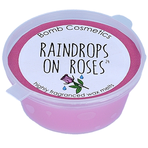 Mini Melt - Raindrops on Roses 10949