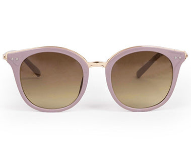 Powder Sunglasses - Adele in Lavender/Gold 7371