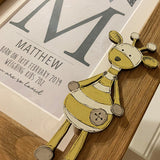 Personalised Animal Range - Picture Frame 8647