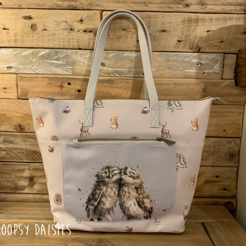 Everyday Bag - Woodlands Birds 11002