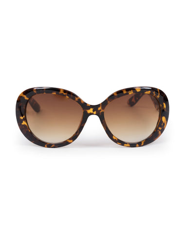 Powder Sunglasses - Britt Tortoiseshell 6009