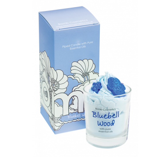Candle Piped Bluebell Wood 5546