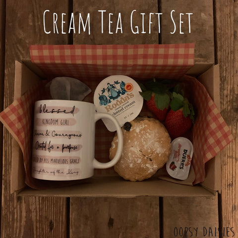 TAKEAWAY Cream Tea Gift Set