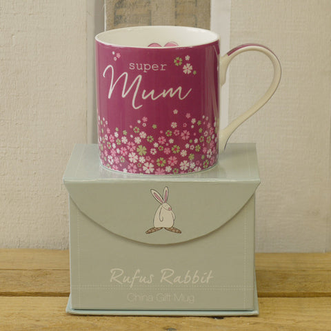 China Mug - Super Mum 5869
