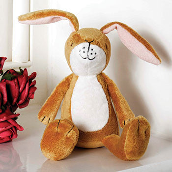 Guess How Much I Love You Nutbrown Hare Bean Rattle 5053