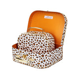 Suitcases Set of 2 - Leopard Love 10387