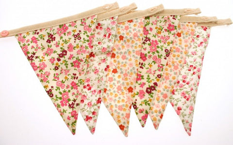 Girls Plain Bunting 3206