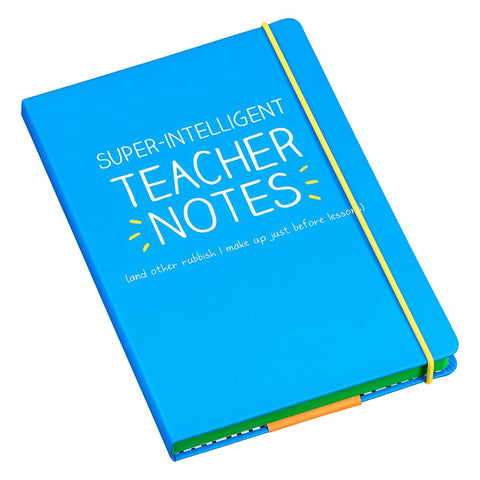 A5 Notebook - Teacher Notes 7803