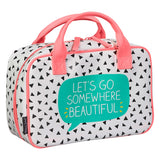 Beauty Organiser  - Let's Go Somewhere Beautiful 7406