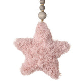 Pink Fluffy Hanging Star 9204