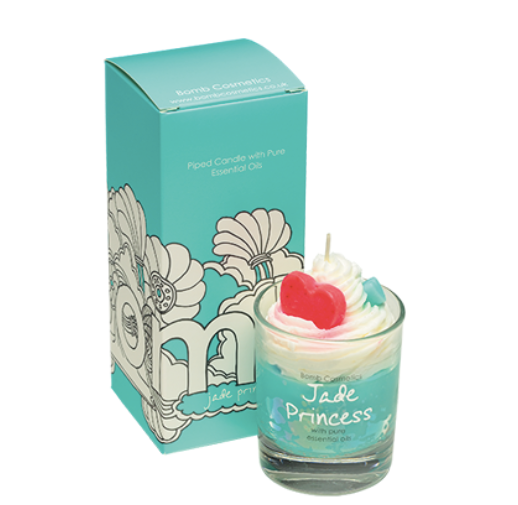 Piped Candle - Jade Princess 3739