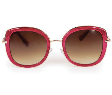 Powder Sunglasses - Khloe in Raspberry 8591