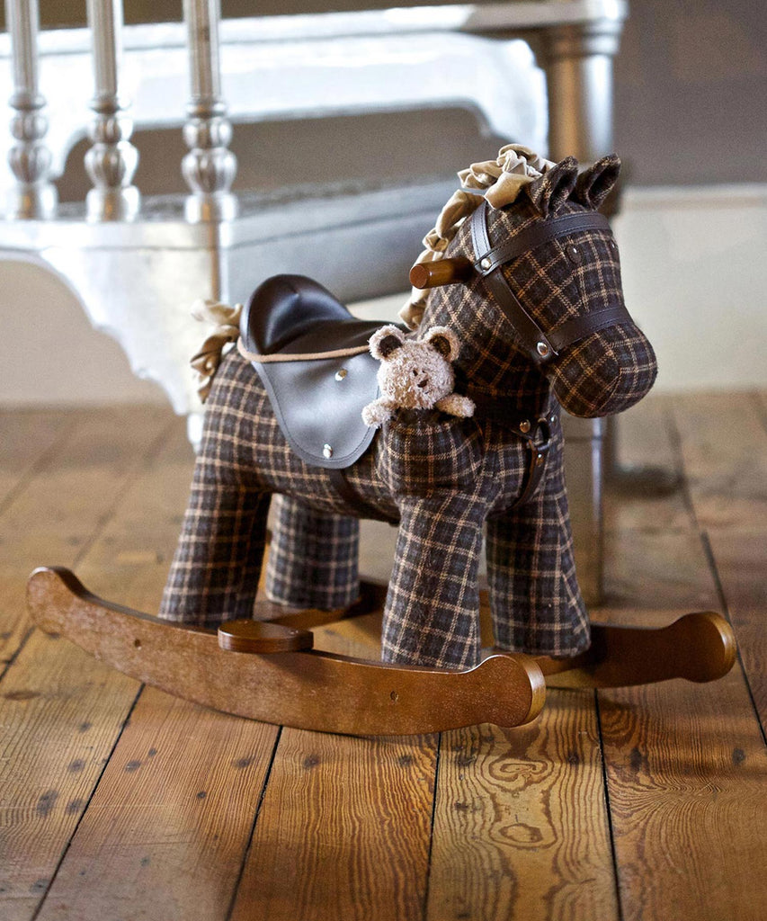 Rufus and Ted Rocking Horse 4035