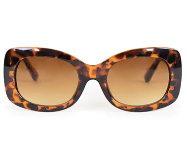 Powder Sunglasses - Lucinda in Tortoiseshell 8592