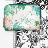 Disaster Moomin Purse - Flower 9409