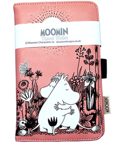 Disaster Moomin Travel Wallet 982