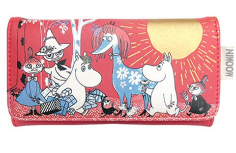 Disaster Moomin Sun Wallet 980