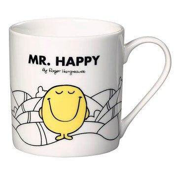 Mr Happy Mug 7806