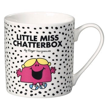 Little Miss Chatterbox Mug - 7807