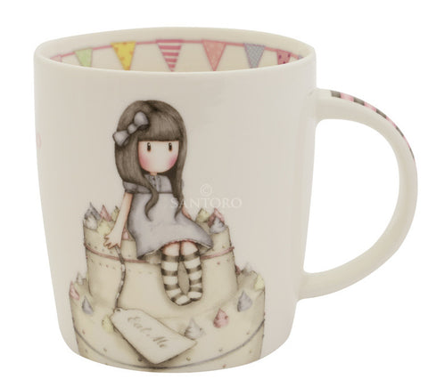 Gorjuss Small Mug - Sweet Cake 6372