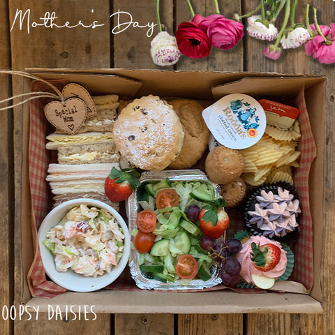 TAKEAWAY Mother's Day Afternoon Tea