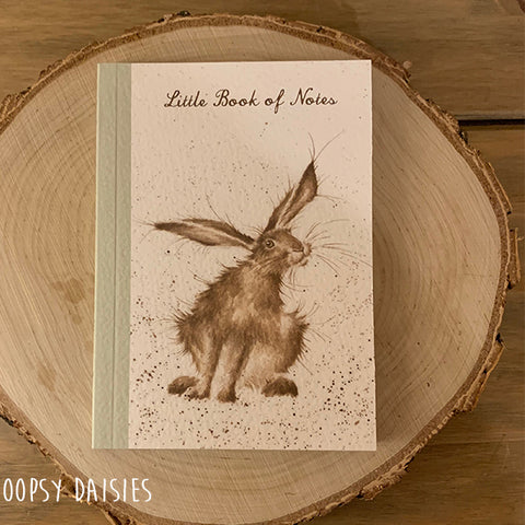 Notebook A6 - Hare 10969