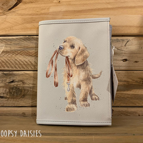 Notebook Wallet - A Dog's Life 11022