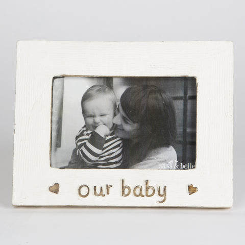 4254 our baby photo frame nhc110
