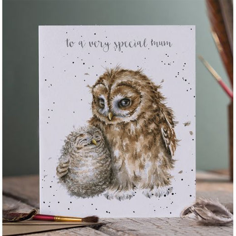 Greetings Card - Owl Always Love You 11015