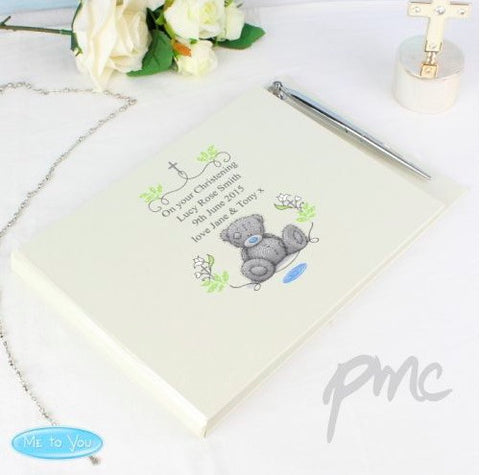 Natures Blessing Guest Book & Pen 5185