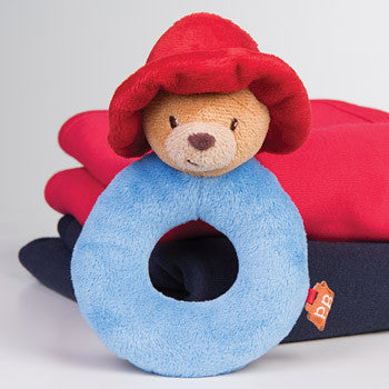 Paddington Bear Rattle 5135