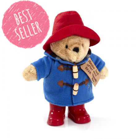 Paddington Classic with Boots 8867