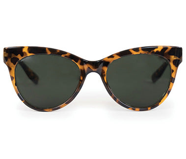 Powder Sunglasses - Pamela in Tortoiseshell 8597