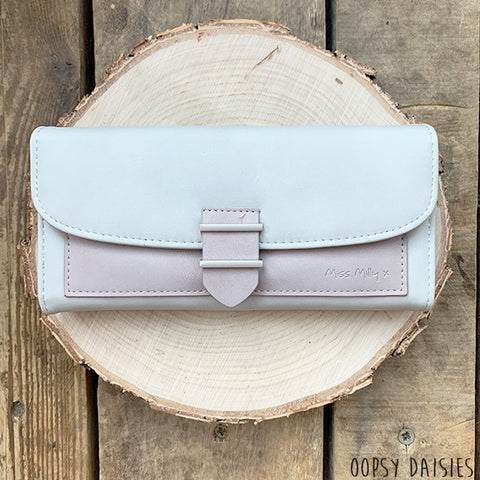 Miss Milly Purse - Pink Panel 10879
